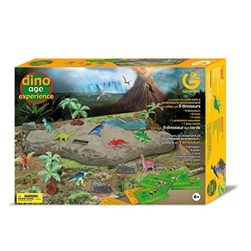 Geoworld Dino Age Experience Dinosaurs Kit Set of 9
