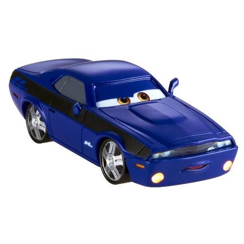 Cars 2 1:55 Lights And Sounds Rod Torque Redline Vehicle