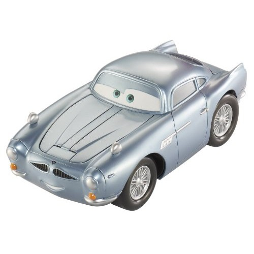 Cars 2 Spy Shifters Transforming Finn McMissile