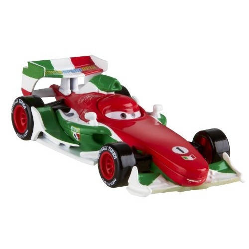 Cars 2 1:55 Lights And Sounds Francesco Bernoulli Vehicle