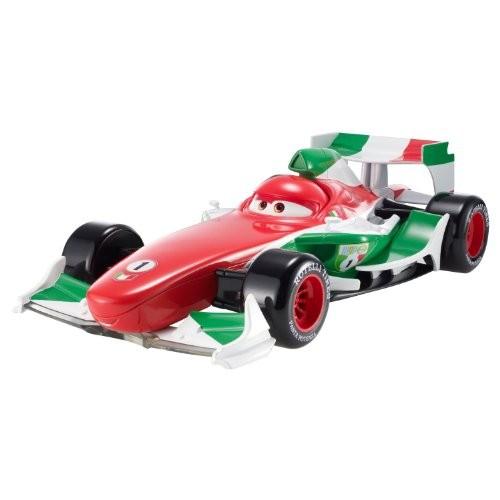 Cars 2 Lights And Sounds Francesco Bernoulli