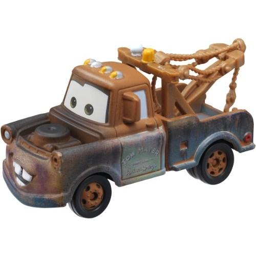 Tomica Disney Pixar Cars Tow-Mater C-04 (Japan) by Takara Tomy