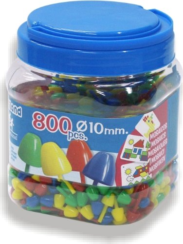 Miniland 3 8 Pegs Set of 800