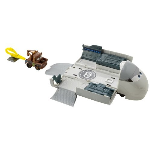 Cars 2 Action Agents Spy Train Playset