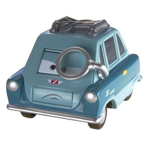 Cars 2 Makin' Faces Professor Z Vehicle
