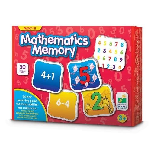 Mathematics Memory Game