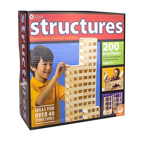 KEVA Structures 200 Plank Set