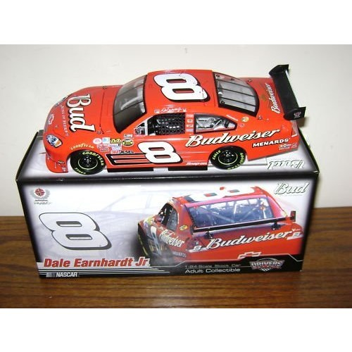 2007 Dale Earnhardt Jr #8 Impala SS COT Budweiser Car of Tomorrow Dale's Only