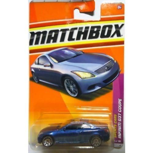 Matchbox Sports Cars # 9 of 100 Infiniti G37 Coupe