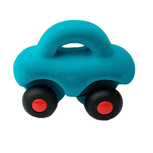 Rubbabu Microvehicles Holedout Car 3 inches