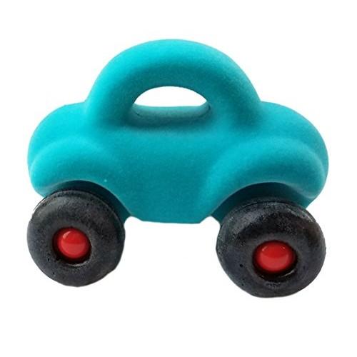 The Little Wholed Out Car- Aqua