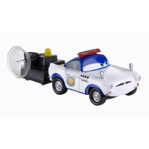 Disney Pixar Cars 2 Action Agents – Security Guard Finn