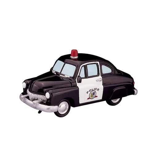 2008 Police Squad Car Village Accessory