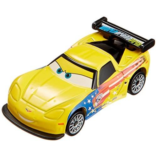 Tomica Disney Pixar Cars Jeff Gorvette C-27 (Japan)