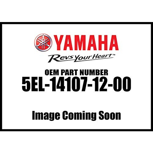 Yamaha 5EL-14107-12-00 Needle Valve Set; ATV Motorcycle Snow Mobile Scooter Parts