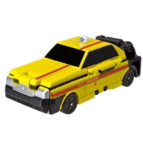 Bandai VooV FR03 Transforming Toy Car [Toyota Crown – Japan Transportation Taxi]