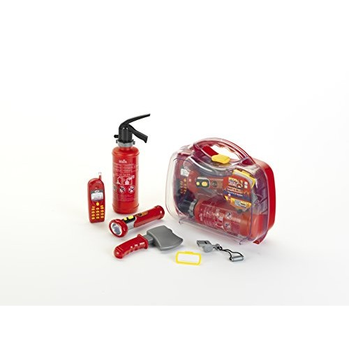 Theo Klein – Firefighter Case Premium Toys for Kids Ages 3 Years & Up