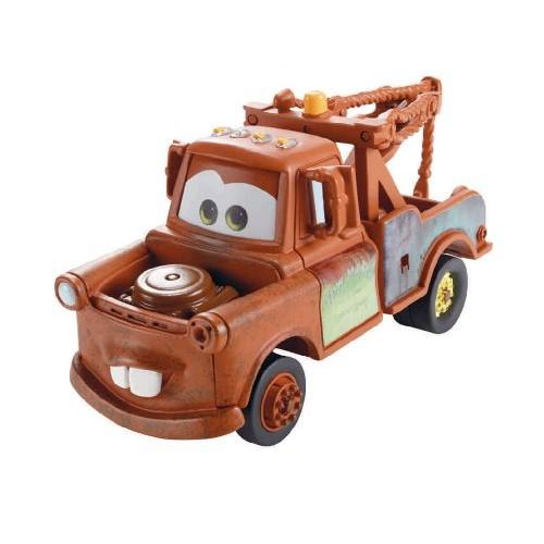 Cars 2 Pullbacks Mater