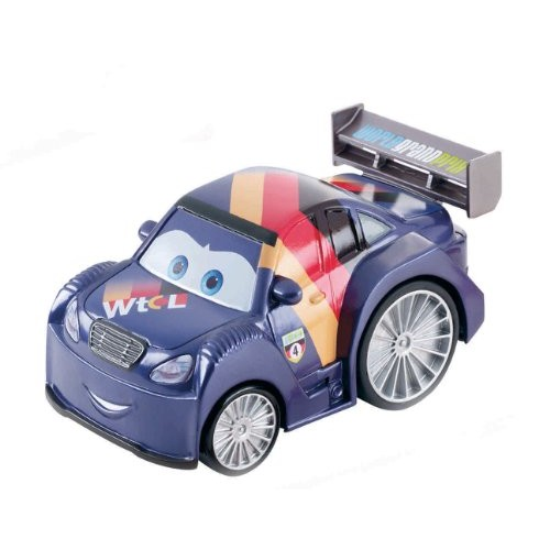 Cars 2 Ripstick Max Schnell Vehicle