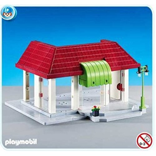 PLAYMOBIL Store with Awning Add-on