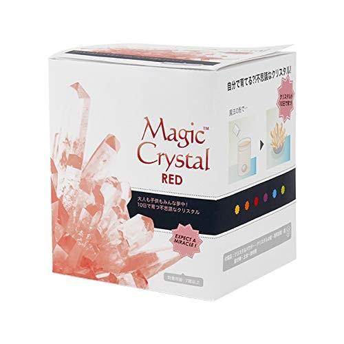 Magic Crystal Growing Kit Red