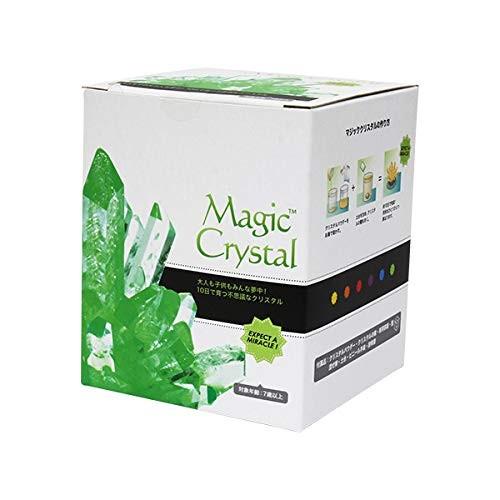 Magic Crystal Glowing Kit Green by OTOGINO