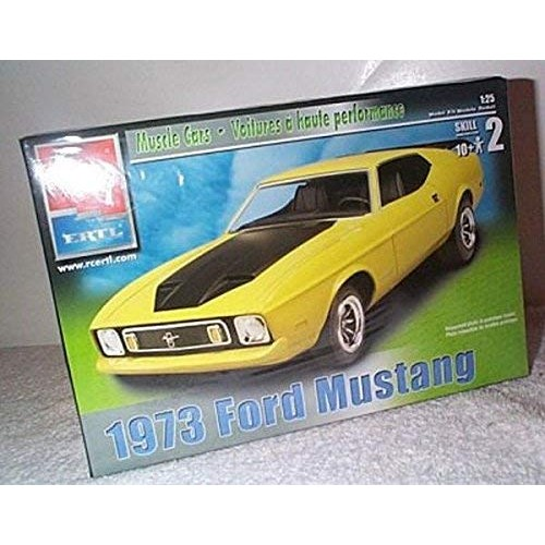 AMT Ertl 1973 Ford Mustang Muscle Cars Model Kit