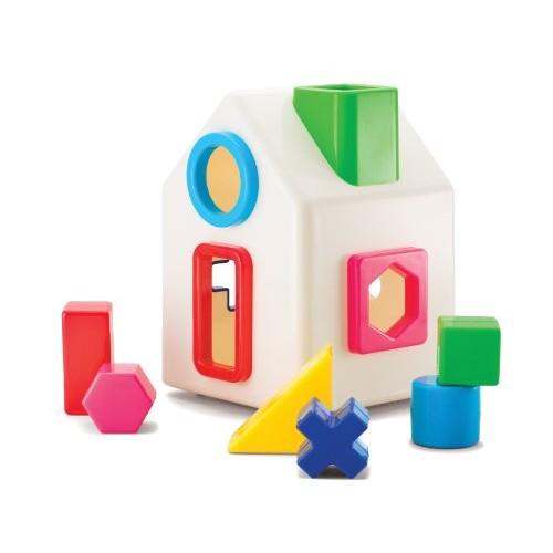 Kid O Shape Sorting House – Classic Sorter