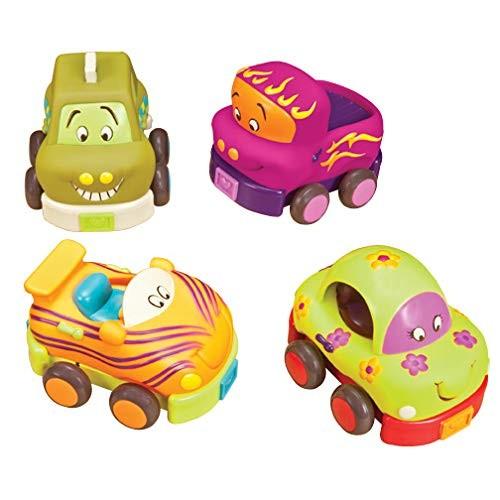 Battat B Wheeee-ls! Soft Cars