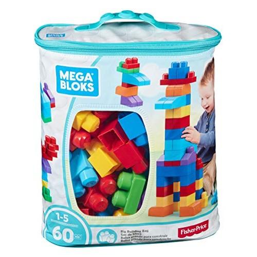 Mega Bloks Big Building Bag 60-Piece Classic