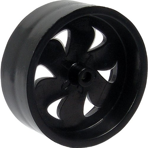 Pitsco Dragster Rear GT-Rx Wheels Pack of 100