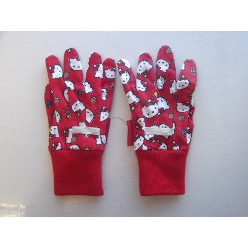 BB Designs Hello Kitty Gardening Gloves