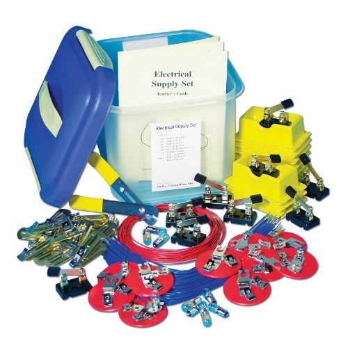 Delta Education 110-1957 Electrical Supply Kit