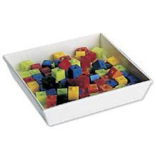 School Specialty Centimeter Gram Cubes Assorted Colors Pack of 100