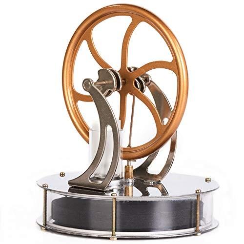 Sunnytech Low Temperature Stirling Engine Motor Steam Heat Education Model Toy Kit LT001