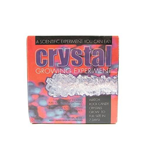 Rock Candy Crystal Growing Kit Pure Sucrose Sugar