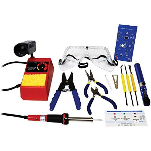 Elenco – Fundamentals of Soldering Kit with Tools