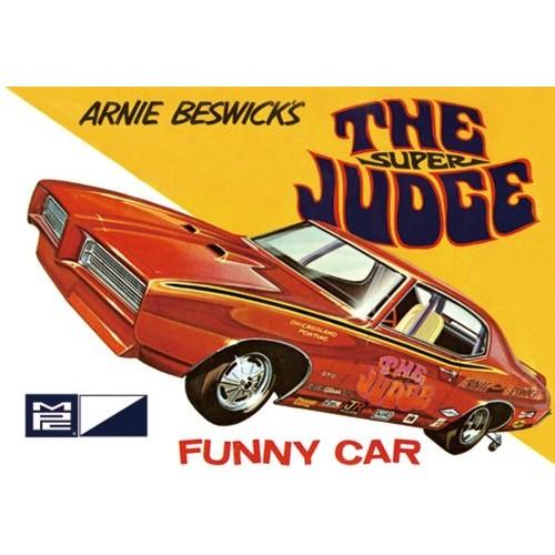 1/25 '69 Pontiac Super Judge Funny Car