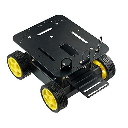 DFRobot Pirate – 4WD Arduino Robot Mobile Platform
