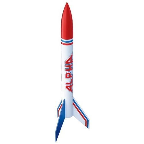 Estes Alpha Rocket Pack of 2