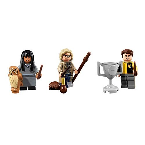 LEGO Harry Potter Series – Cho Mad-Eye Moody and Cedric minifigures