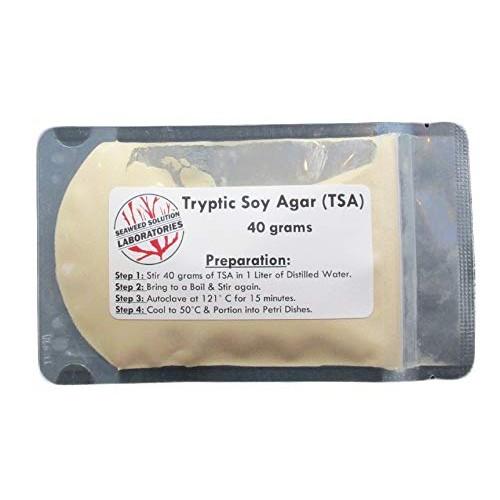 Trypticase Tryptic Soy Agar TSA – 40 Grams Dehydrated