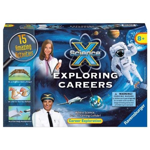 Ravensburger Science x Exploring Careers Activity Kit