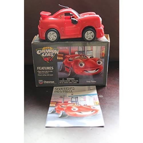 Chevron Cars Tony Turbo #3 in Series