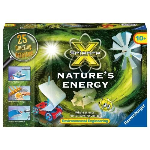 Ravensburger Science x Nature's Energy Activity Kit