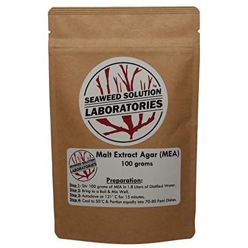 Malt Extract Agar MEA Dehydrated 100 grams