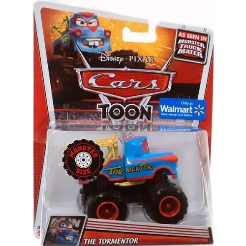 Disney Pixar Cars Toon 2013 The Tormentor