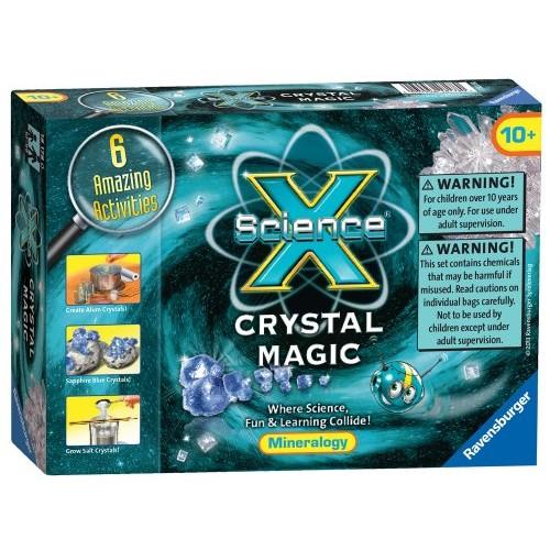 Ravensburger Science x Crystal Magic Kit