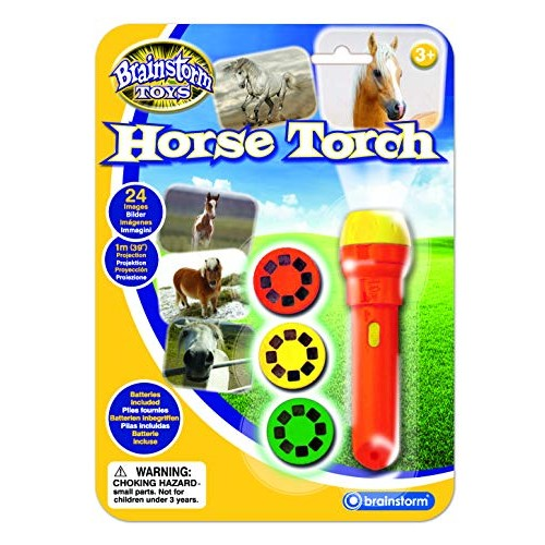 Brainstorm Toys My Very Own Horse Torch and Projector