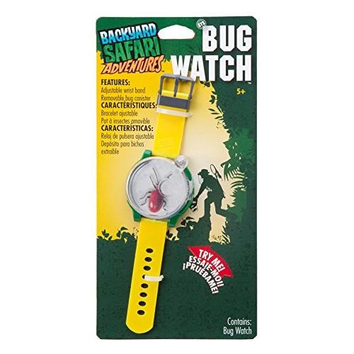 Backyard Safari Adjustable Bug Watch Colors May Vary